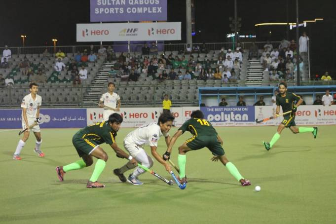 Pakistan wins Semifinal against Malaysia on Shootout