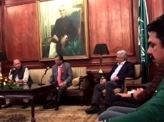 Pakistan Hockey Team meet Governor Punjab Chaudhry Muhammad Sarwar