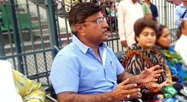 Saeed Khan Pakistan Hockey Team Coach and Manager men women