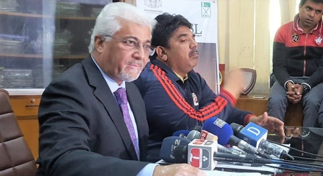 """Pakistan's Participation in FIH Pro League Depends Upon Receiving Government Grant"""" Ayaz Mahmood"""