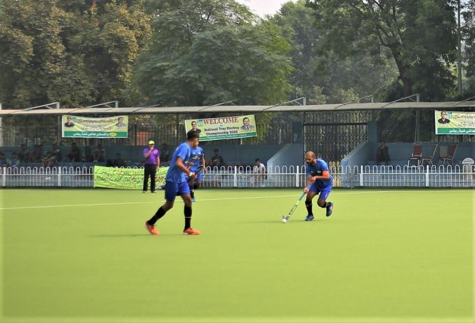 3rd Day of National Tray Hockey Championship