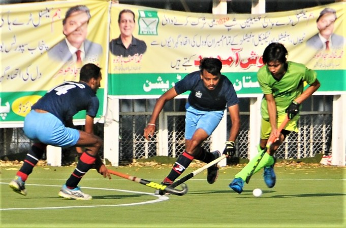 Balochistan, HEC win matches in National Tray Hockey Championship