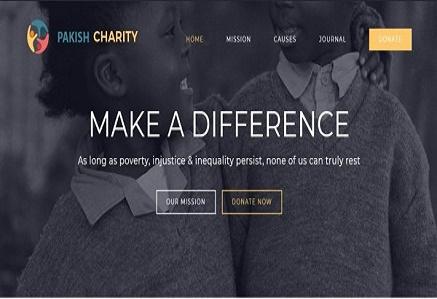 Pakish Charity