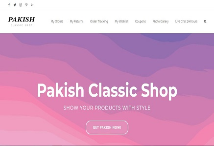 Pakish Classic Shop