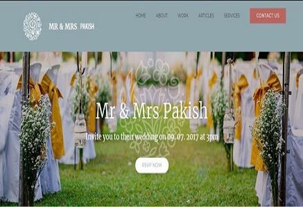 Mr & Mrs Pakish