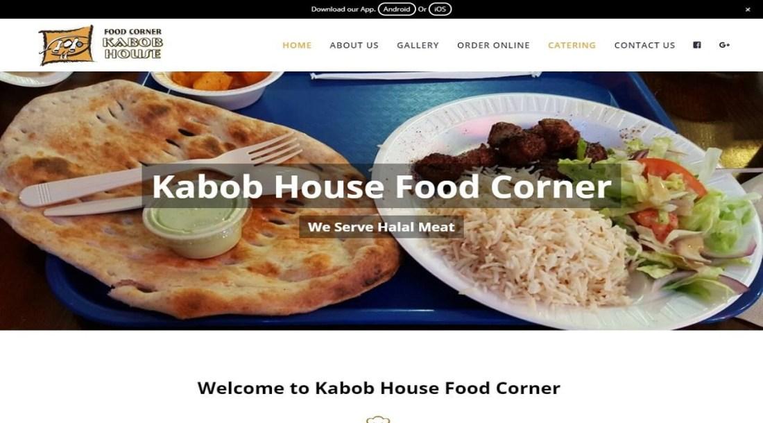 Home-FOOD CORNER KABOB HOUSE