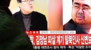 Kim Jong nam ke qatal main safarte aehelkar molovis