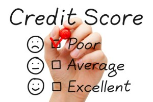 improve credit score credit report exclude negative information