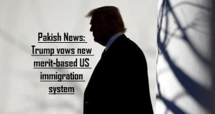 Trump troths new merit-based US immigration system