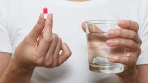 get rid of antibiotics