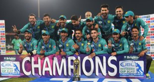 Pakistan top ranked World T20 rankings first time: