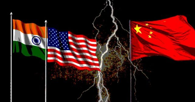 US strengthening India to limit Chinese growing hegemony in region ...
