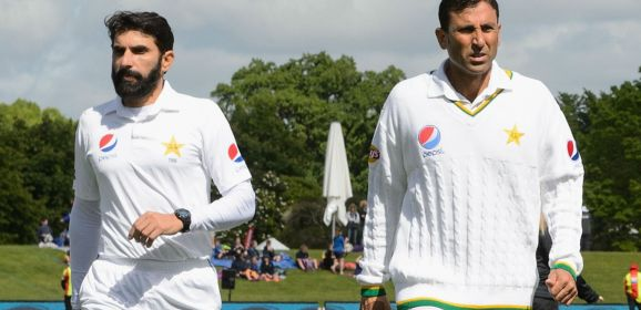Pakistan Cricket Team Legends: Younis Khan and Misbah-ul-Haq