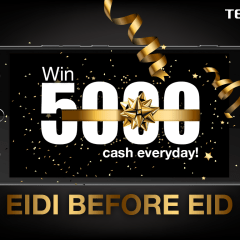 Win Big with TECNO This Ramadan