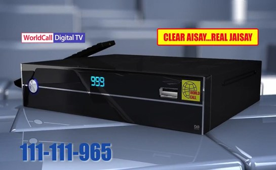WorldCall HD TV