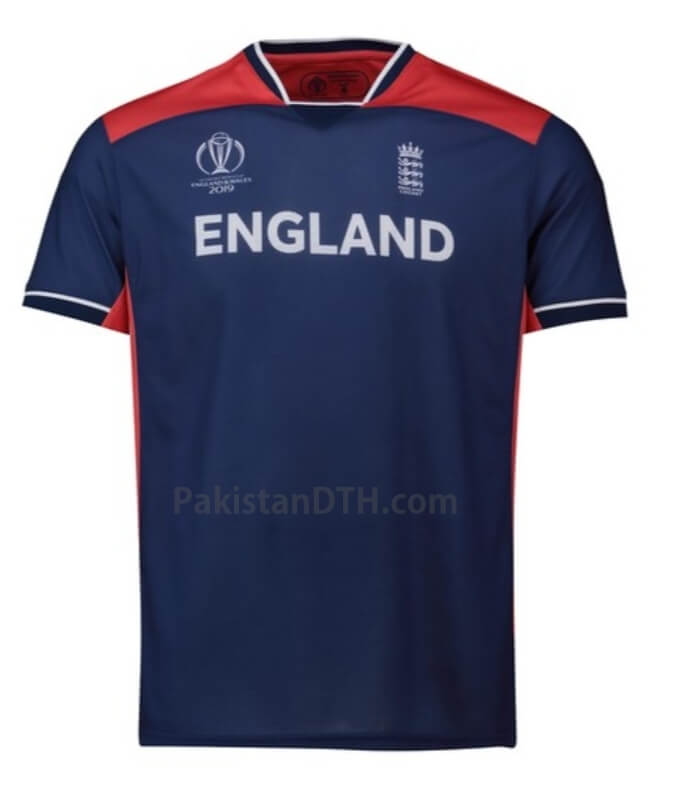 England Kit for Cricket World Cup 2019