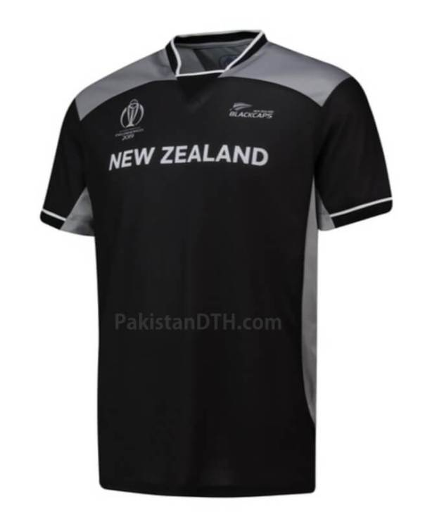 New Zealand Kit for Cricket World Cup 2019