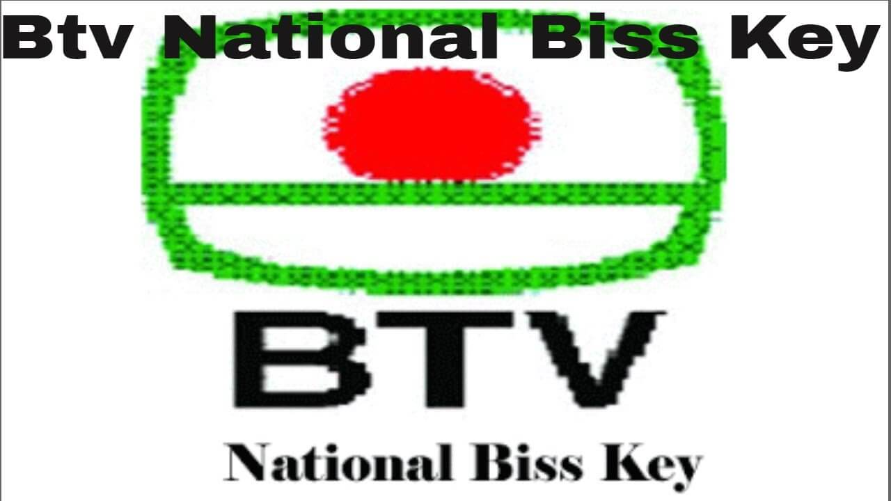 BTV National Biss Key Today [01 July 2019 for World Cup