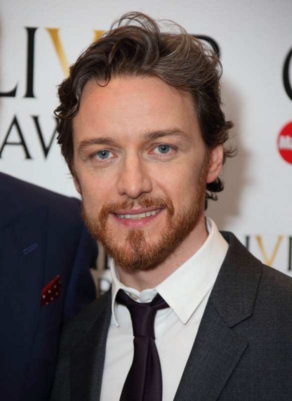 James McAvoy Movies List Height Age Family Net Worth