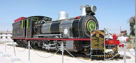 Trains of Pakistan- Locomotive