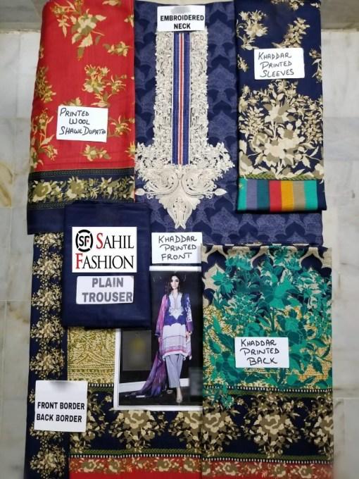 Sana Safinaz Winter dresses