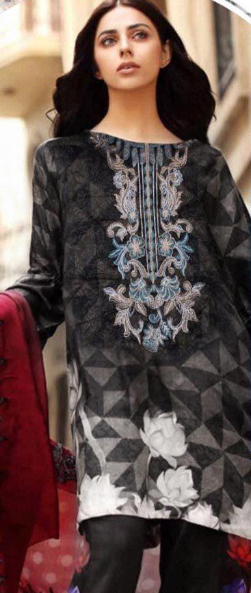 Charizma Khaddar Collection2019