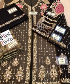 Annus Abrar Wedding Collection