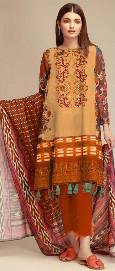 Khaadi Winter Dresses in Australia