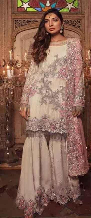 Latest Pakistani Dresses 2019