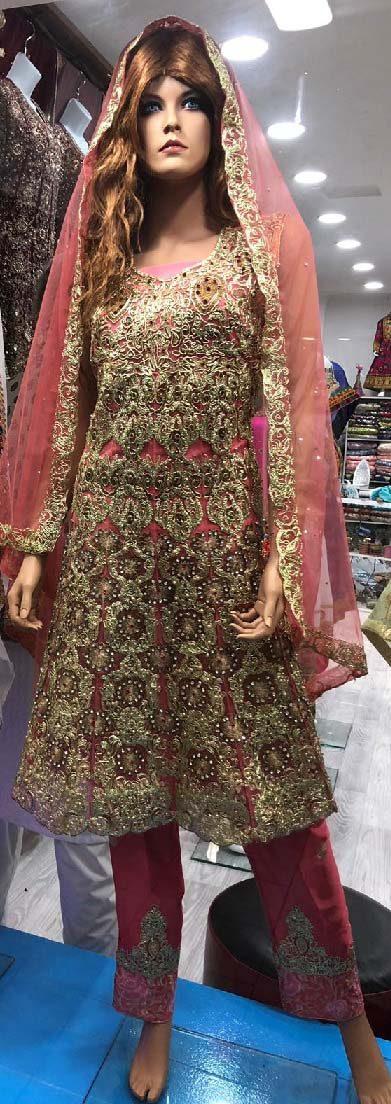 Pakistani Bridal Dresses 2019
