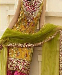 Pakistani Wedding Wear Collection