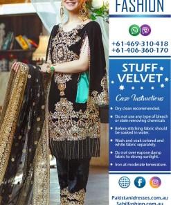 Rang Rasiya Velvet Dresses