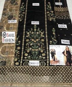 Baroque Lawn Dresses 2019