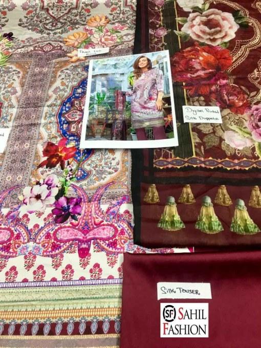 Sobia Nazir Silk dresses