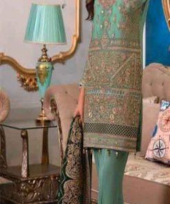 Maryam and Maria latest chiffon dresses