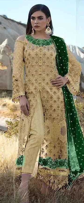 Zainab Chottani luxury net collection