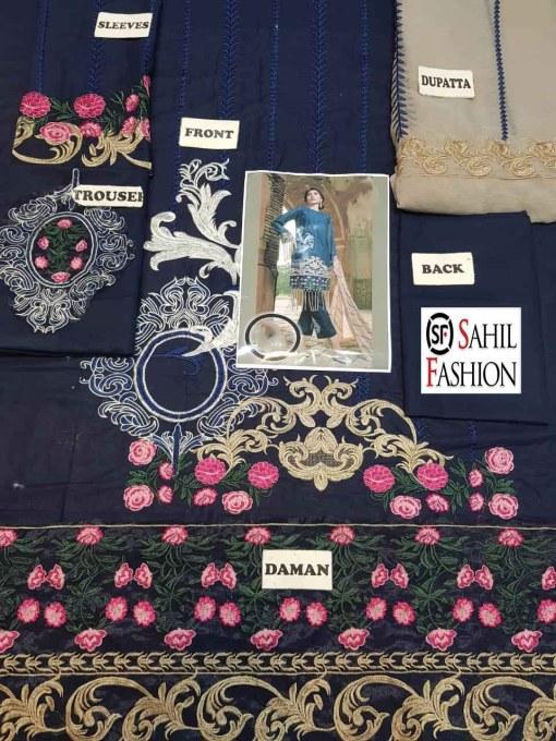 Pakistani Latest Cotton Dresses