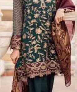 Iznik latest chiffon collection