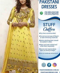Indian Chiffon dresses online