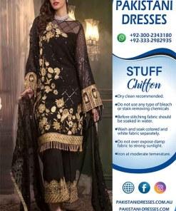 Marium Maria Chiffon Dresses Online