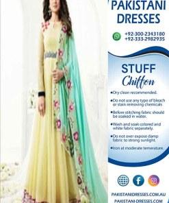 Pakistani Bridal Maxi Collection 2019