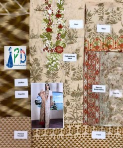 Sana Safinaz latest summer collection