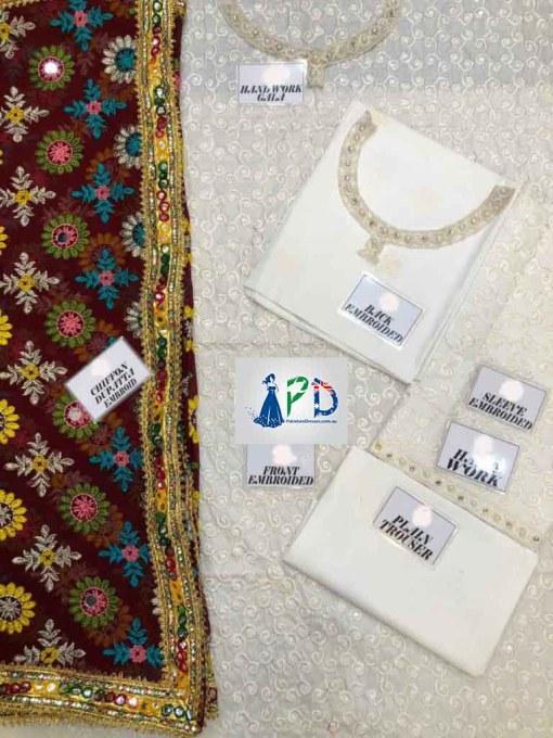 Pakistani bridal dresses collection