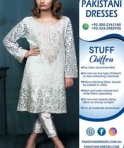 Aisha Imran Chiffon eid clothes
