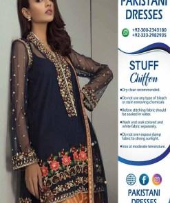 Annus Abrar Chiffon dresses online