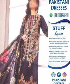 Baroque latest summers dresses