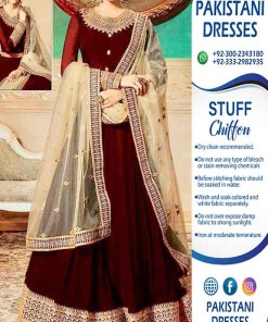 Indian latest eid maxi dresses online