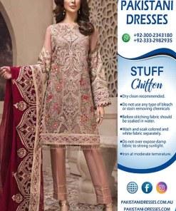 Jazmin Chiffon Dresses Online