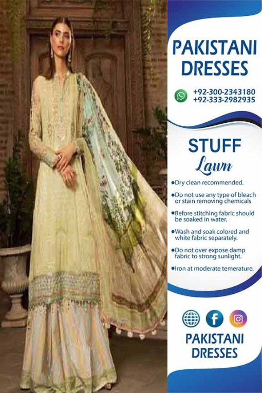 Maria B lawn Eid collection