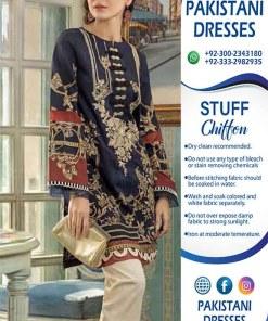 Maria b eid chiffon dresses online